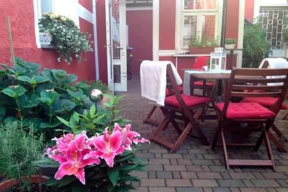 Restaurant Herr K wieder geöffnet!